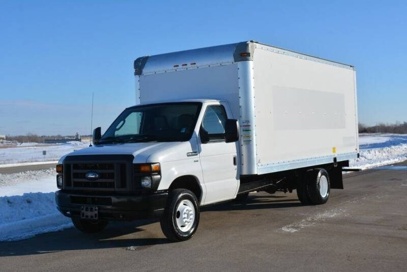 2013 Ford E-Series Chassis for sale at Mountain Truck Center in Medley WV