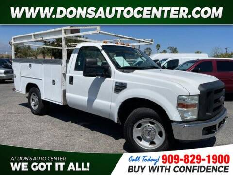 2008 Ford F-350 Super Duty for sale at Dons Auto Center in Fontana CA