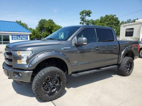 2015 Ford F-150 for sale at Kell Auto Sales, Inc in Wichita Falls TX