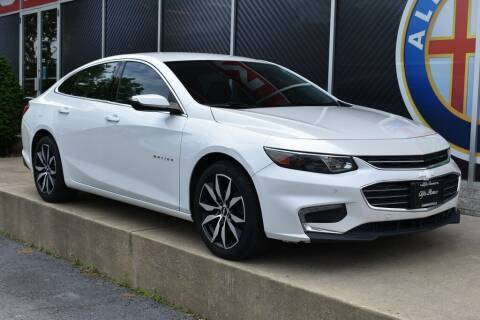 2016 Chevrolet Malibu for sale at Alfa Romeo & Fiat of Strongsville in Strongsville OH