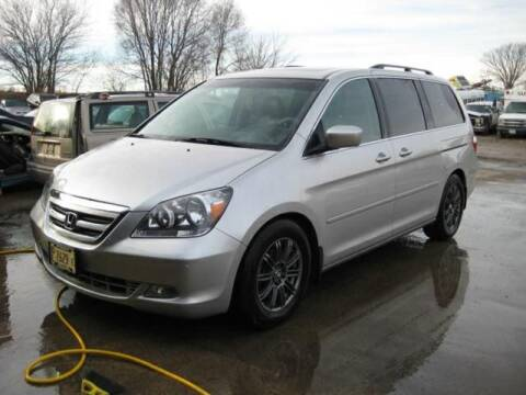 2007 Honda Odyssey for sale at CARZ R US 1 in Armington IL