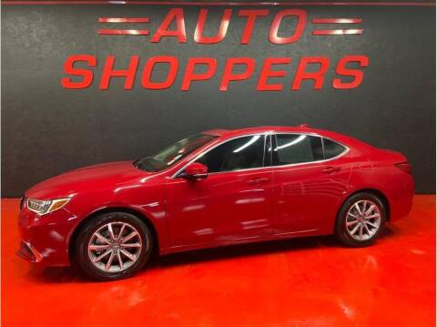 2018 Acura TLX for sale at AUTO SHOPPERS LLC in Yakima WA