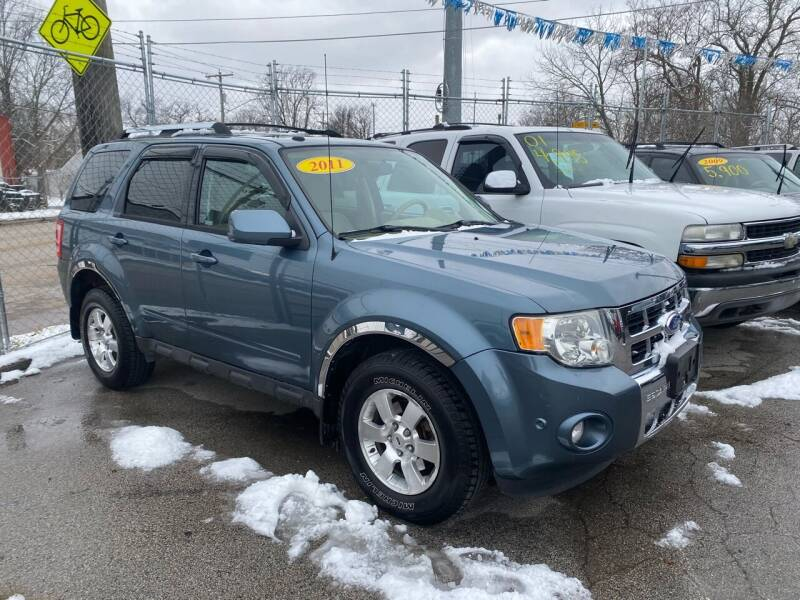 2011 Ford Escape for sale at Car Barn of Springfield in Springfield MO