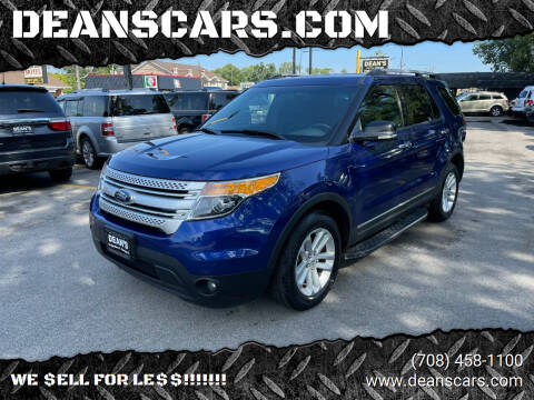 2013 Ford Explorer for sale at DEANSCARS.COM in Bridgeview IL