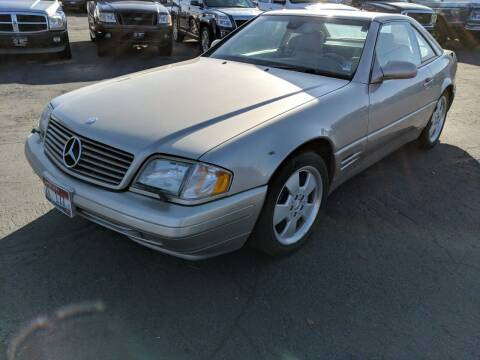 1999 Mercedes-Benz SL-Class for sale at Silverline Auto Boise in Meridian ID