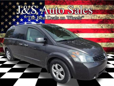 2007 Nissan Quest for sale at J & S Auto Sales in Clarksville TN