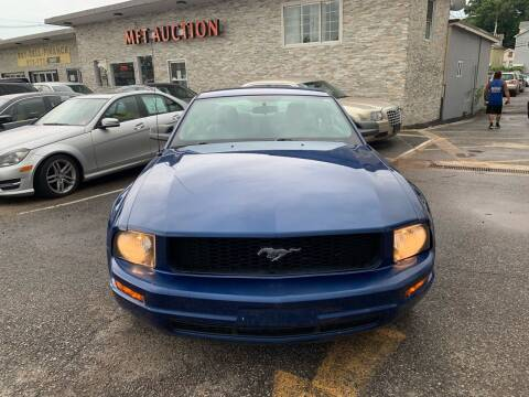 2009 Ford Mustang for sale at MFT Auction in Lodi NJ