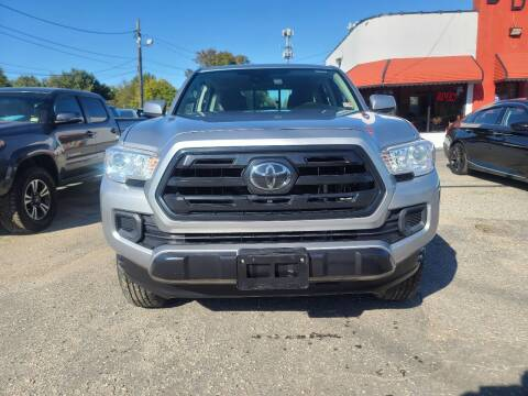 2018 Toyota Tacoma for sale at Best Buy Wheels in Virginia Beach VA