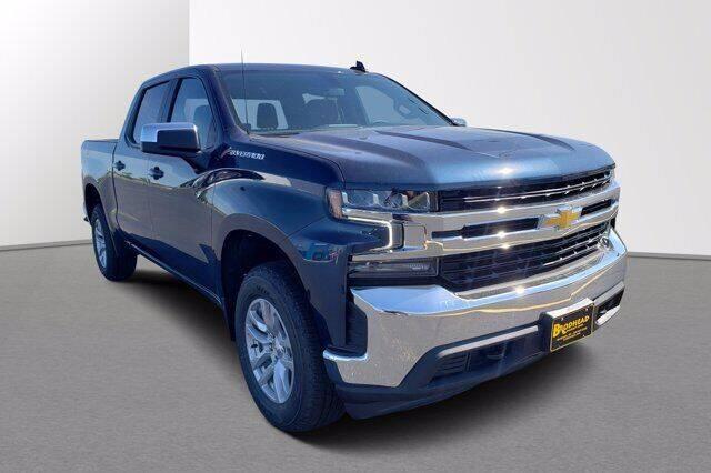 2021 Chevrolet Silverado 1500 for sale in Brodhead, WI