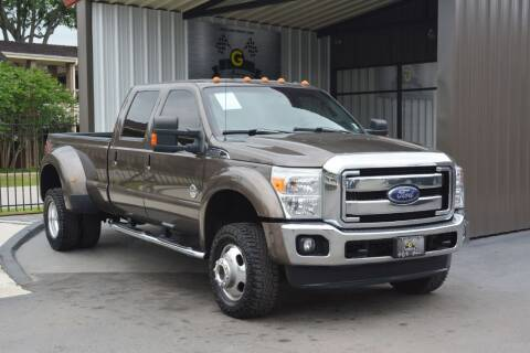2016 Ford F-350 Super Duty for sale at G MOTORS in Houston TX