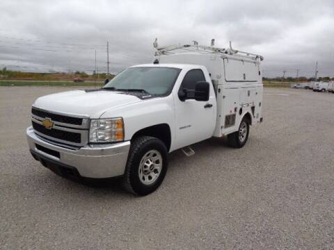 2012 Chevrolet Silverado 2500HD for sale at SLD Enterprises LLC in Sauget IL