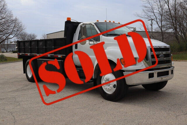 2005 Ford F-750 Super Duty for sale in Crystal Lake, IL