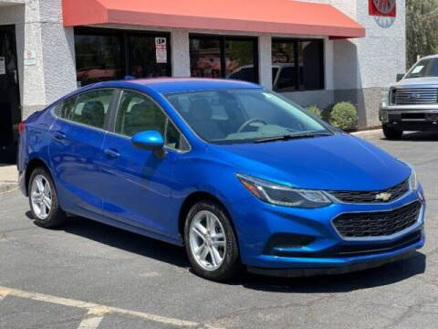 2017 Chevrolet Cruze for sale at Brown & Brown Wholesale in Mesa AZ