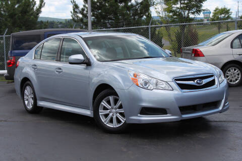 2012 Subaru Legacy for sale at Dan Paroby Auto Sales in Scranton PA