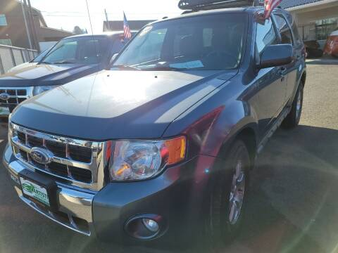 2010 Ford Escape for sale at Artistic Auto Group, LLC in Kennewick WA