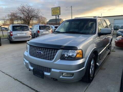 2006 Ford Expedition for sale at Martell Auto Sales Inc in Warren MI