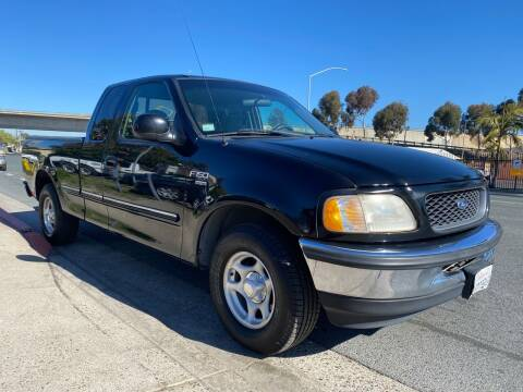 1998 Ford F-150 for sale at Beyer Enterprise in San Ysidro CA