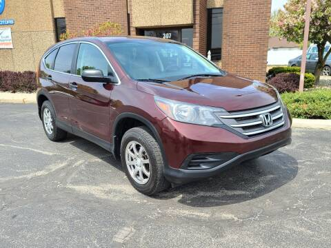 2014 Honda CR-V for sale at Mighty Motors in Adrian MI