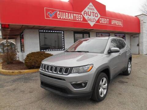 2018 Jeep Compass for sale at Oak Park Auto Sales in Oak Park MI
