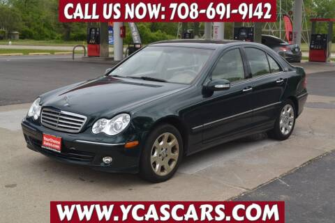 2005 Mercedes-Benz C-Class for sale at Your Choice Autos - Crestwood in Crestwood IL