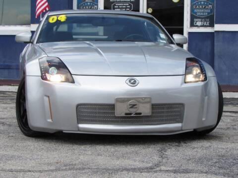 2004 Nissan 350Z for sale at VIP AUTO ENTERPRISE INC. in Orlando FL