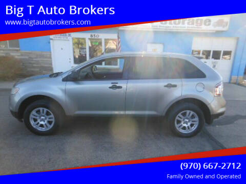 2008 Ford Edge for sale at Big T Auto Brokers in Loveland CO