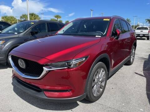 2019 Mazda CX-5 for sale at PHIL SMITH AUTOMOTIVE GROUP - Toyota Kia of Vero Beach in Vero Beach FL