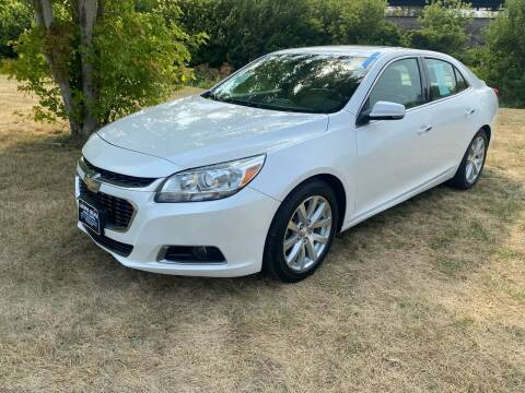 2016 Chevrolet Malibu Limited for sale at Lewis Blvd Auto Sales in Sioux City IA