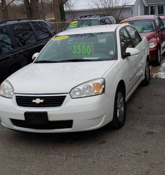 2006 Chevrolet Malibu for sale at Superior Motors in Mount Morris MI