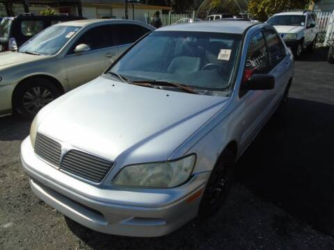 2003 Mitsubishi Lancer for sale at Bargain Auto Mart Inc. in Kenneth City FL