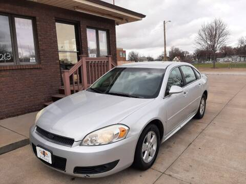 2009 Chevrolet Impala for sale at CARS4LESS AUTO SALES in Lincoln NE