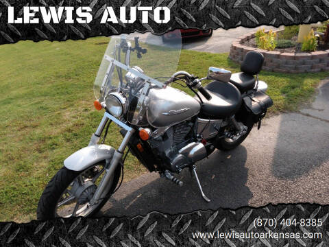 2007 Honda Shadow Spirt for sale at LEWIS AUTO in Mountain Home AR