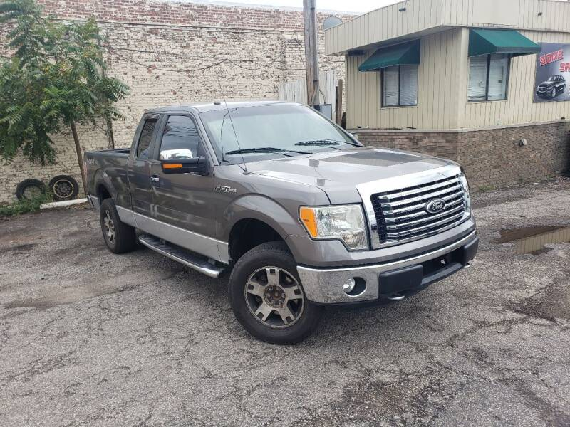 2011 Ford F-150 for sale at Some Auto Sales in Hammond IN