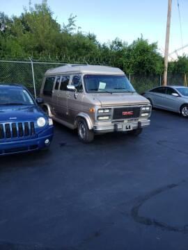 1994 GMC Vandura for sale at American Motors Inc. - Cahokia in Cahokia IL