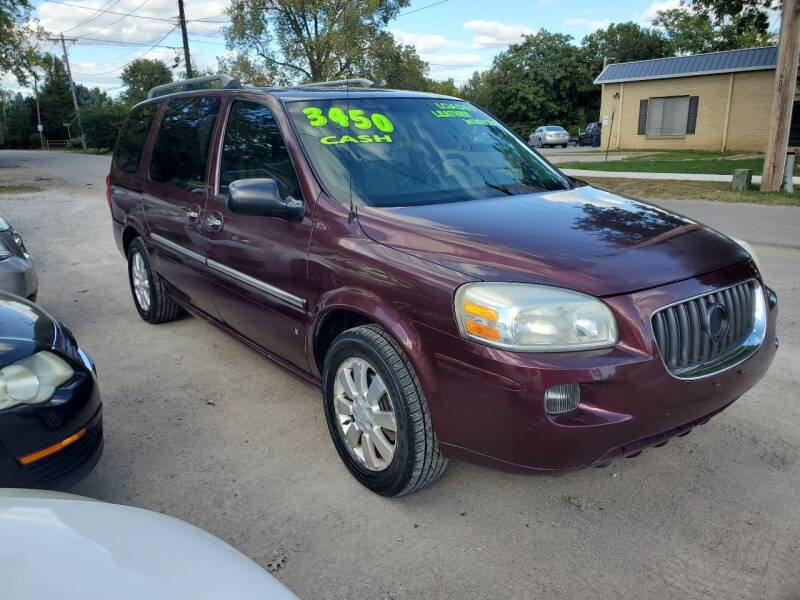2007 Buick Terraza for sale at Street Side Auto Sales in Independence MO