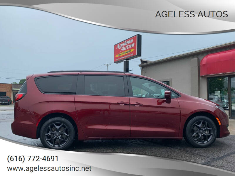 2019 Chrysler Pacifica for sale at Ageless Autos in Zeeland MI