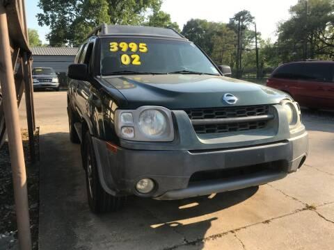 2002 Nissan Xterra for sale at Port City Auto Sales in Baton Rouge LA