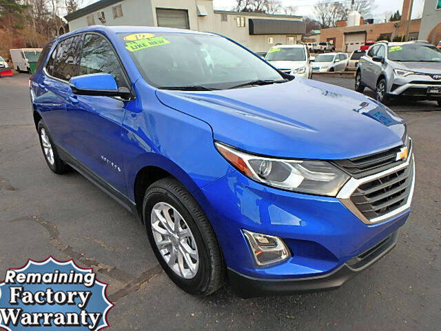 2019 Chevrolet Equinox for sale at Jon's Auto in Marquette MI