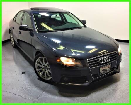 2010 Audi A4 for sale at AMG Auto Sales in Rancho Cordova CA