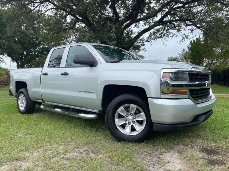 2016 Chevrolet Silverado 1500 for sale at Kaler Auto Sales in Wilton Manors FL