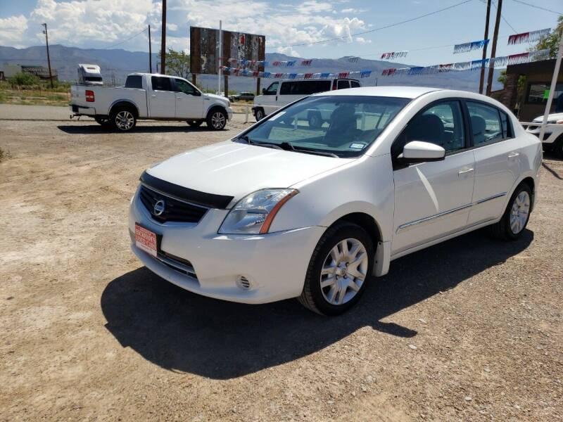 2010 Nissan Sentra for sale at Bickham Used Cars in Alamogordo NM