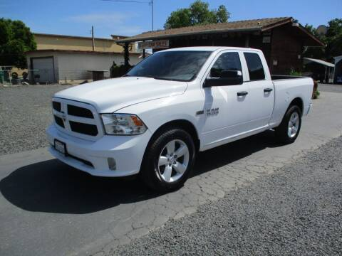 2015 RAM Ram Pickup 1500 for sale at Manzanita Car Sales in Gridley CA