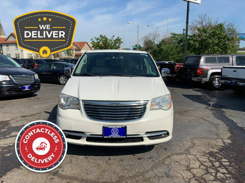 2012 Chrysler Town and Country for sale at E H Motors LLC in Milwaukee WI