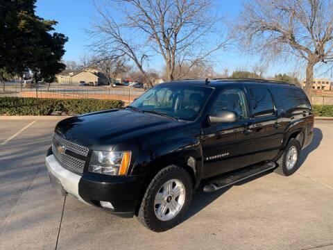 2009 Chevrolet Suburban for sale at Z AUTO MART in Lewisville TX