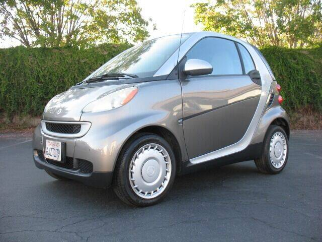 2009 Smart fortwo for sale at Mrs. B's Auto Wholesale / Cash For Cars in Livermore CA