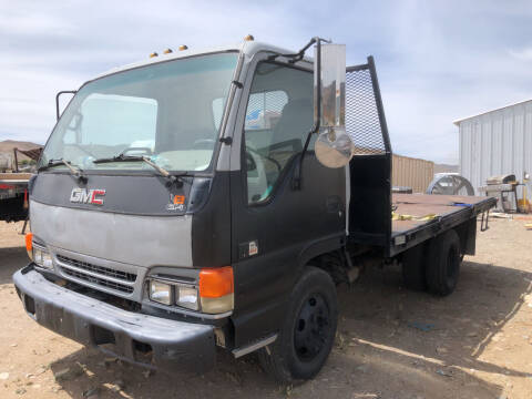 1996 GMC W4500 for sale at Brand X Inc. in Carson City NV