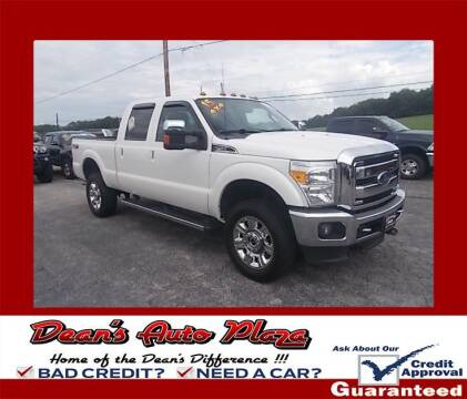 2015 Ford F-250 Super Duty for sale at Dean's Auto Plaza in Hanover PA