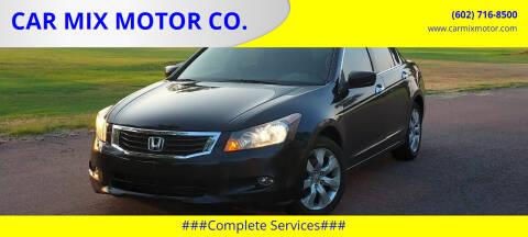 2010 Honda Accord for sale at CAR MIX MOTOR CO. in Phoenix AZ