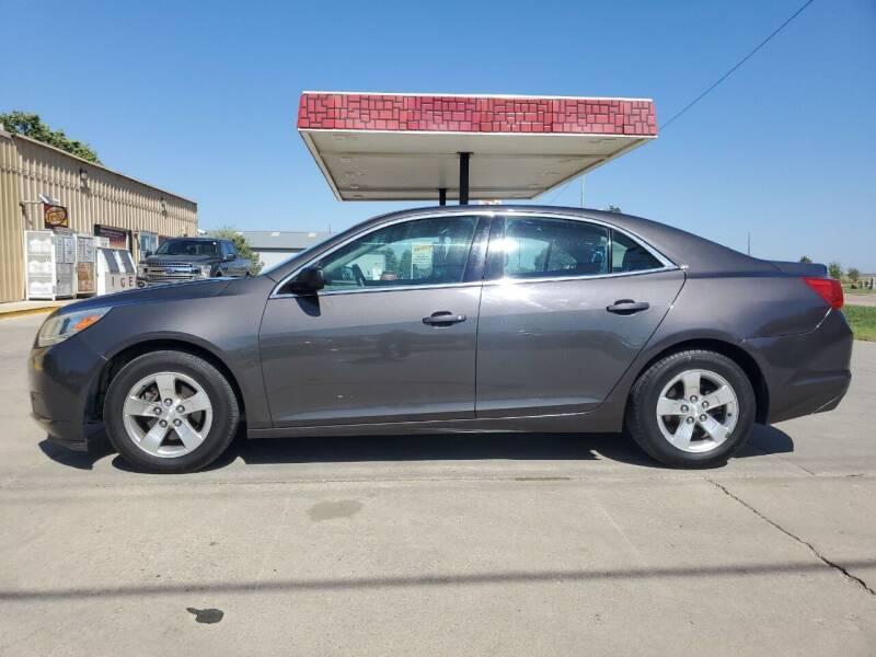 2013 Chevrolet Malibu for sale at Dakota Auto Inc. in Dakota City NE