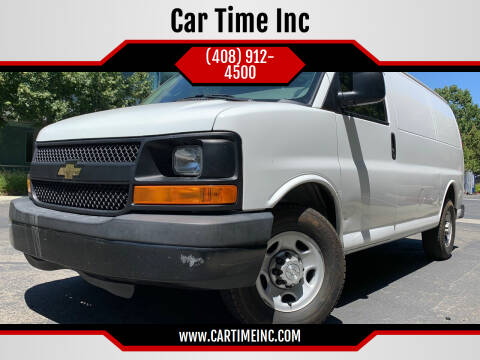 2016 Chevrolet Express Cargo for sale at Car Time Inc in San Jose CA